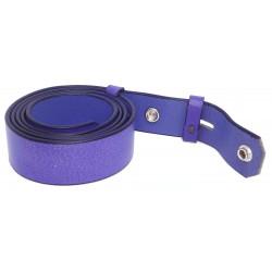 Sangle de ceinture Violette...