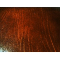 Ceintures femme artisanales en cuir Cognac tannage végétal de 4 cm
