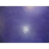 Ceintures femme artisanales en cuir violet tannage végétal de 3,5 cm de large.